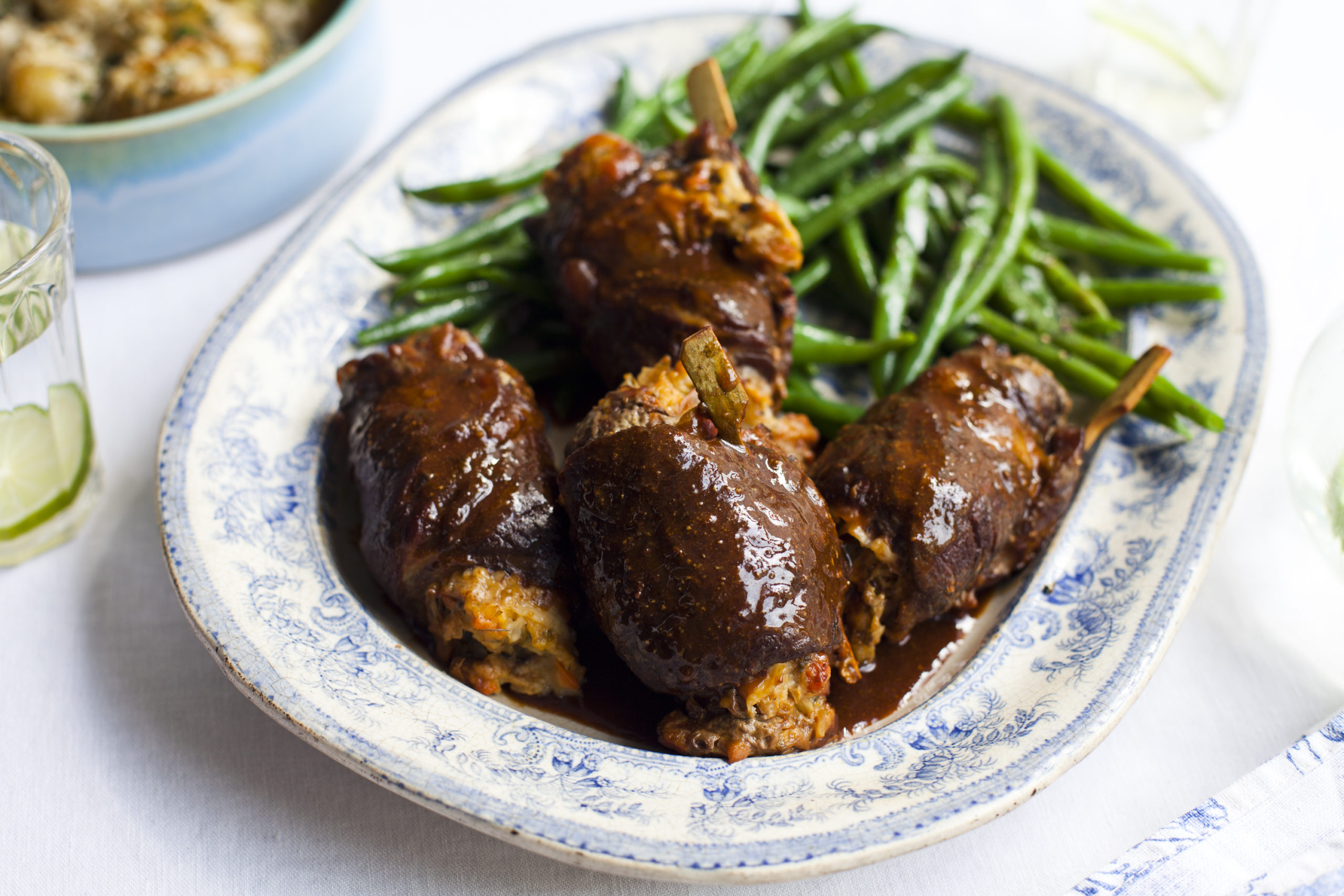 Roast Chicken with Chilli and Ginger