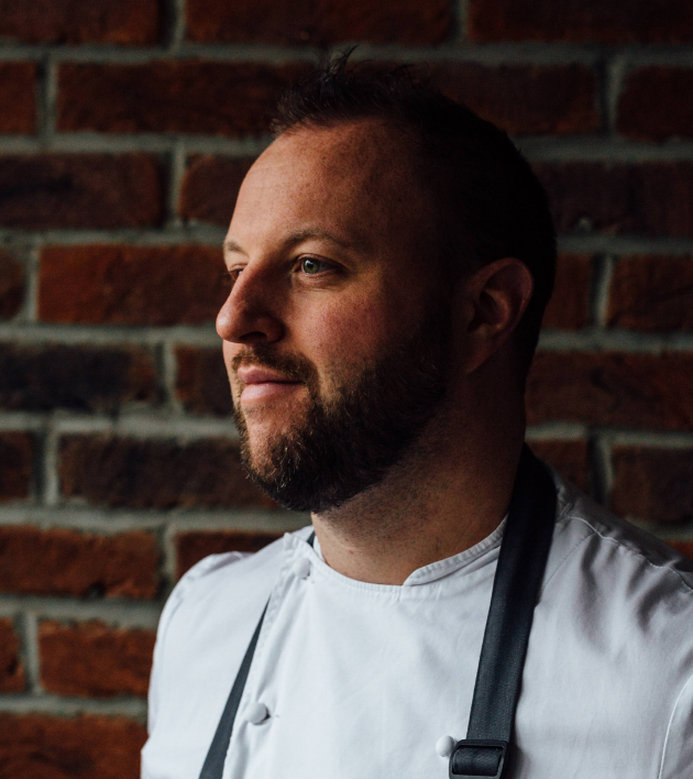 Chef Paul Welburn